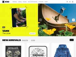 Exo Shop promo code and other discount voucher