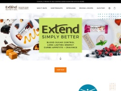 Extend Nutrition promo code and other discount voucher