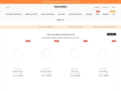 EyeCandy's promo code and other discount voucher
