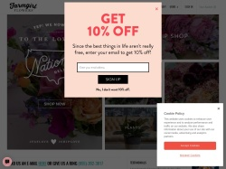 Farmgirlflowers promo code and other discount voucher