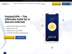 FastestVPN promo code and other discount voucher