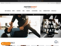 FightersMarket.com promo code and other discount voucher