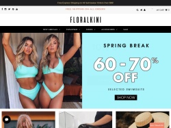 Floralkini promo code and other discount voucher