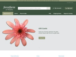Forestfarm promo code and other discount voucher