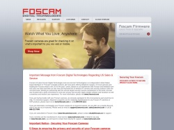 Foscam promo code and other discount voucher