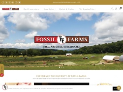 Fossil Farms promo code and other discount voucher