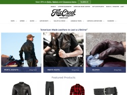 Fox Creek Leather coupons