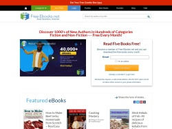 Free-Ebooks.net promo code and other discount voucher