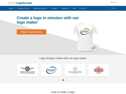 FreeLogoServices promo code and other discount voucher