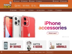 Gadgets for Geeks promo code and other discount voucher