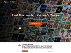 GameFly promo code and other discount voucher