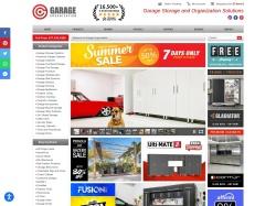 Garage Organization  promo code and other discount voucher