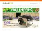 gardenersedge.com Promo Code