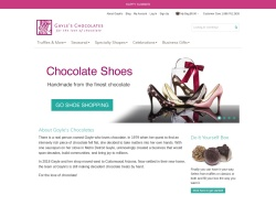 Gayle's Chocolates promo code and other discount voucher