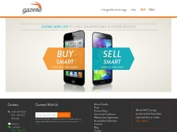 Gazelle promo code and other discount voucher