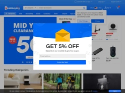 GeekBuying.com coupon codes September 2020