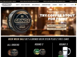 Grinds promo code and other discount voucher