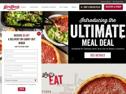Giordanos promo code and other discount voucher