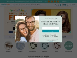 GlassesShop coupons