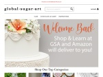 globalsugarart.com Promo Code