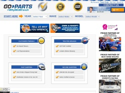 GoParts.com promo code and other discount voucher
