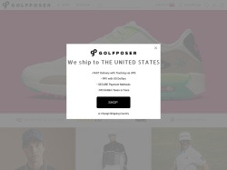 Golf Poser promo code and other discount voucher