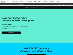 GoPro promo code and other discount voucher