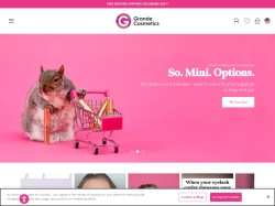 grandecosmetics.com