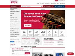 Grays Online promo code and other discount voucher