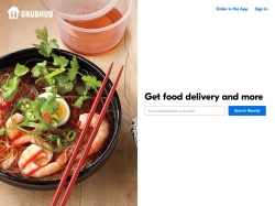 Grubhub promo code and other discount voucher