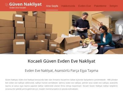 guvennakliyat41.com SEO-rapport