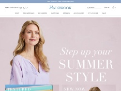 Halsbrook promo code and other discount voucher