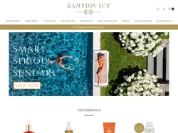 Hampton Sun promo code and other discount voucher