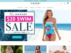 Hapari Swimwear promo code and other discount voucher