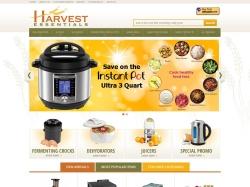 Harvest Essentials promo code and other discount voucher