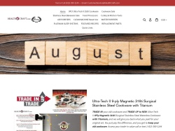 Health Craft Cookware promo code and other discount voucher