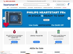 Heartsmart.com promo code and other discount voucher