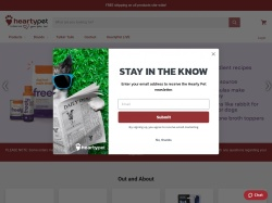 Hearty Pet promo code and other discount voucher