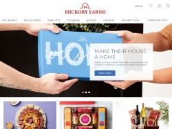 Hickory Farms promo code and other discount voucher
