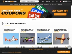 Hobby King promo code and other discount voucher