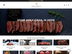 Holy Grail Steak promo code and other discount voucher
