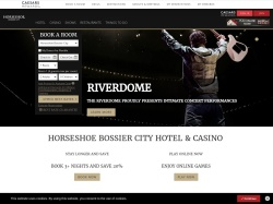 Horsehoe Bossier City promo code and other discount voucher