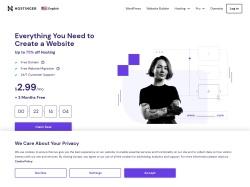 Hostinger Web Hosting promo code and other discount voucher