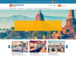 HotelsClick.com promo code and other discount voucher