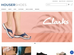 Houser Shoes promo code and other discount voucher