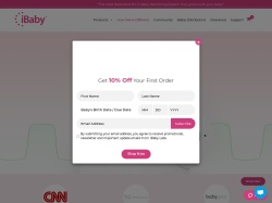 iBaby promo code and other discount voucher