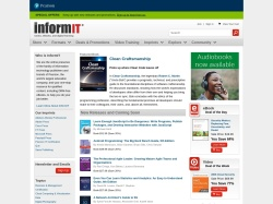 InformIT coupons