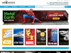 InnovaToys & Gifts promo code and other discount voucher