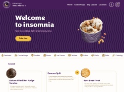 Insomnia Cookies promo code and other discount voucher
