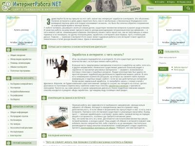 internetrabota.net SEO Report